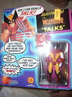 Toy Biz Marvel X Men Electronic Talking Talks Wolverine Action Figure 1991