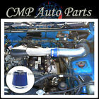 BLUE 1989 1994 GEO TRACKER 16 16L 4CYL BASE LSi AIR INTAKE KIT SYSTEMS