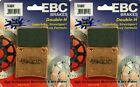 EBC Sintered HH Front Brake Pads (Set of 2) 1989-1997 Suzuki GSX750F Katana