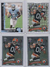 2011 UD, Topps Chrome Football Greg Little RC LOT OF 4 MINT *02508