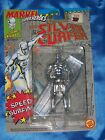 SILVER SURFER Marvel Cosmic Defenders 475 Figure w SPEED SURFING Toybiz 1992