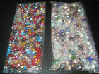 SWAROVSKI CRYSTAL FACETED TEARDROP BEADS MIXED SIZES COLORS 57MM  812MMUSA