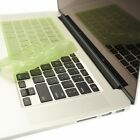 "TP GREEN Keyboard Cover Skin for  New Mcbook pro 13"" A1425 with Retina Display"