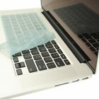 "TP BLUE Silicone Keyboard Cover fr NEW New Mcbook pro 13"" A1425 with Retina Disp"