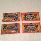 2 Topps Skylanders Giants Dog Tags W Chain & 2 Packs Of Skylander Trading Cards