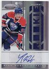 2011-12 Certified # 219 Ryan Nugent-Hopkins RC Auto Rookie Jersey 499