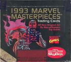 1993 Marvel Masterpieces Box by Fleer SkyBox
