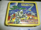1978 Battlestar Galactica Aladdin No Thermos Lunch Box Apollo Starbuck Adama