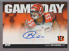 2011 Topps Game Day Autograph Signature Auto #GDA-KRI Keith Rivers USC Bengals