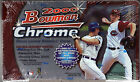 2000 BOWMAN CHROME HOBBY BOX JETER CARDS ARE HOT,