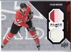 2011-12 UD Black Diamond Dual Game-Used Jerseys Tyler Myers Team Canada 2 Color