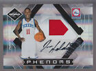 2009 09-10 Limited Phenoms Rookie Auto Jersey #165 Jrue Holiday RC 59 299 Sixers