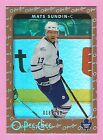 Mats Sundin Cards, Rookie Cards and Autographed Memorabilia Guide 11