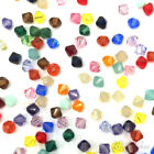 3mm Assorted Mixed Color Genuine Swarovski crystal 5328 XILION Bicone Beads