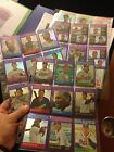 2013 TOPPS HERITAGE PURPLE REFRACTORS MINI SET OF 24 CARDS MINT CONDITION RARE