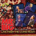 Mr. Big - Live From The Living Room (CD)