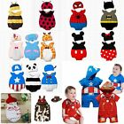 Baby Boy Girl Halloween Fancy Dress Party Costume Outfit Clothes+HAT Set 3 24M