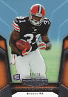 2010 Topps Unrivaled #108 Montario Hardesty RC 09 10 Tennessee Browns Rookie