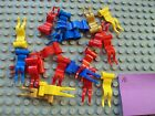 Lego Minifig ~ Mixed Lot Of 20 Flags / Pirate Castle Fort #bngh6t