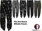 New Harem Cross Skull Ladies Trousers Long Full Baggy Pants alibaba Plus Size
