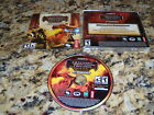 DUNGEONS & DRAGONS ONLINE STORMREACH STORM REACH GAME PC CD-ROM ( MINT COND. )