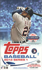2013 Topps Series 1 Hobby Box Brand New Factory Sealed