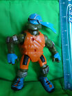 Teenage Mutant Ninja Turtles Extreme Sports Leonardo Biker from Playmates 2003