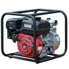 2 Gas Water Pump Semi Trash Pump 65 hp 2 inch inlet outlet NPT NEW Pool Marine