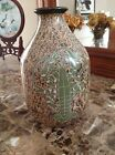 Nicaragua Art Pottery Vase Signed  by artist Ramiro Lopez