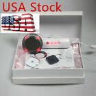 Infrared Ultrasound Ultrasonic Beauty Skin Toning Pain Therapy Massager Face Spa