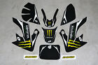 Dirt Pit Bike Fairing Plastic Body Kit Decal Graphics Kit 50cc 70cc 90cc 110cc M