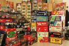 Lot of 536 Un Open In Box Die Cast Collectable NASCAR Stock Cars