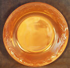 Fire King Peach Lustre Laurel Leaf Berry Dessert Bowl 5