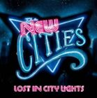 Lost in City Lights by The New Cities (CD and ART ONLY NO CASE)