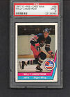 1977-78 O PEE CHEE # 39 WILLY LINDSTROM PSA 9