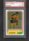 1975-76 O PEE CHEE WHA #31 BRYAN CAMPBELL PSA 8