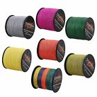 300M Agepoch Strong Dyneema Spectra Extreme PE Braided Sea Fishing Line 50m FG