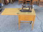 Vintage Domestic Rotary Sewing Machine