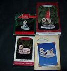 HALLMARK KEEPSAKE ORNAMENT FROSTY FRIENDS COLLECTOR'S SERIES MULTIPLE YEARS /BOX