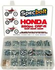 Bolt Kit Honda CRF150R CRF250R CRF450R Plastics body fenders engine frame -L