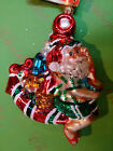 Christopher Radko Ahoy Holidays Glass Ornament