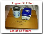 1CASE OF 12 ENGINE OIL FILTER Z2821 PH2951 Fits Chevrolet Suzuki NissanToyota