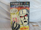 Vintage Transformers VHS OVERSIZED box Roll for It Volume 6