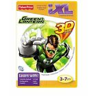 Fisher-Price iXL Learning System Green Lantern with 3D Game NEW!!!