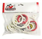 Williams Bride of Pinbot Pinball White Rubber Ring Kit