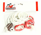 Gottlieb Jumping Jack Pinball White Rubber Ring Kit