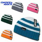 Cuglog Shasta Beanie Beanies Colorful Striped Cuffed Cable Knit Skull Cap Winter