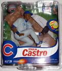 MLB McFarlane series 29 Chicago Cubs Starlin Castro Bronze Variant # 549 2000