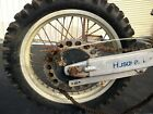 Rear Wheel Husqvarna Husky 240WR 240 400 430 WR 1985 85