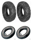 2 410 x 350 6 Tires  2 Tubes Go Kart Cart GoKart GoCart Mini Bike